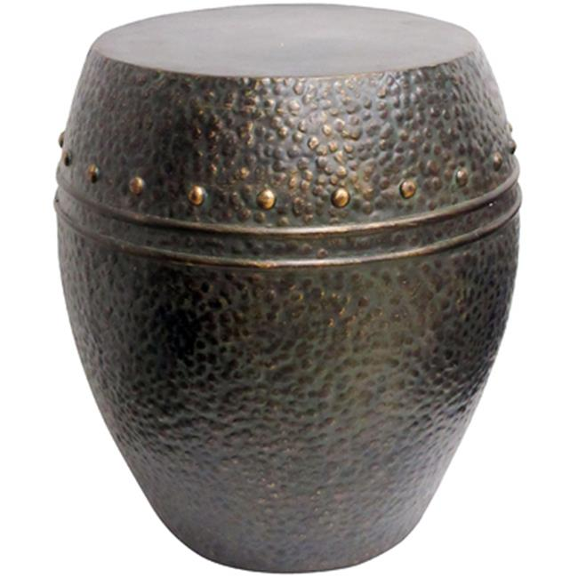 Dotted Line Garden Stool
