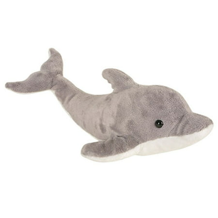 - Adventure Planet Plush Animal Den - DOLPHIN (14 inch)