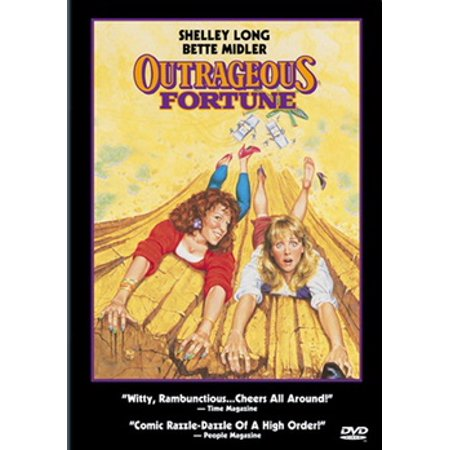 Outrageous Fortune (DVD) (Fortune 500 Companies With Work From Home Positions)