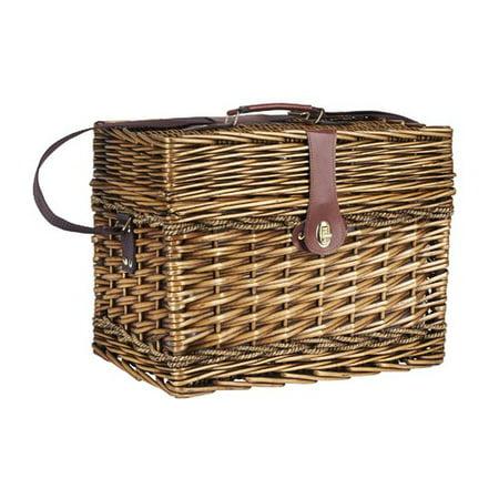 Household Essentials Portland Picnic Basket - Picnic Baskets Wholesale