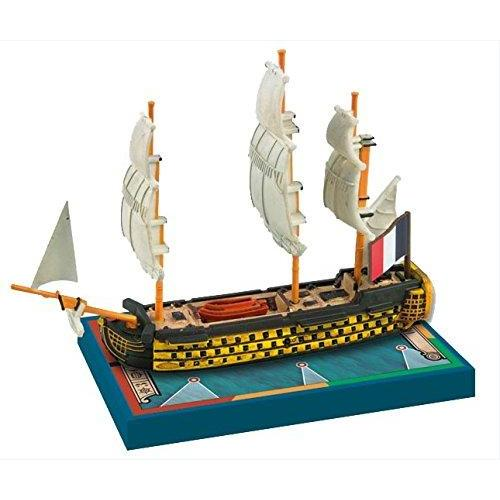 Sails of Glory Ship Pack: Orient 1791 Multi-Colored