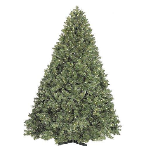 Christmas at Winterland  WL-TRNAT-09-LWW  Trees  Pre-Lit Christmas Trees  Holiday Decor  Pre-Lit  ;Warm White
