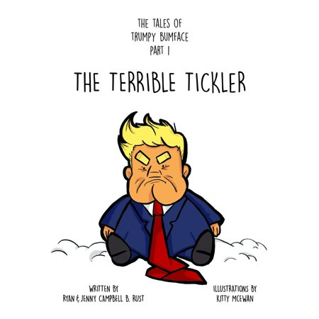 The Terrible Tickler - eBook