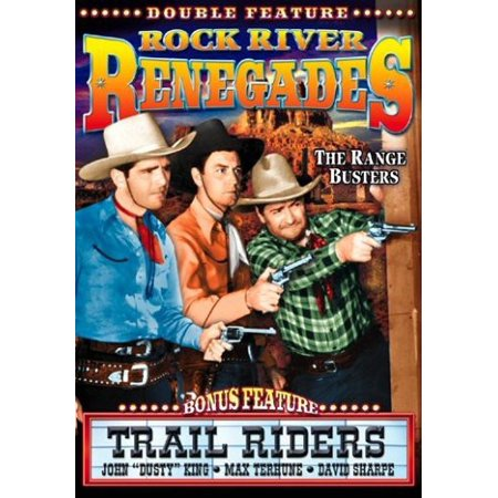 Evelyn Rocks - Rock River Renegades / Trail Riders