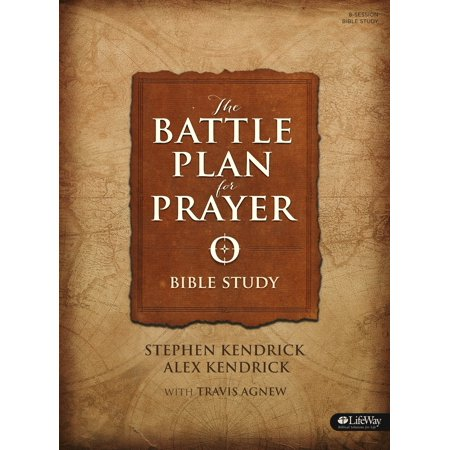 The Battle Plan for Prayer - Bible Study Book
