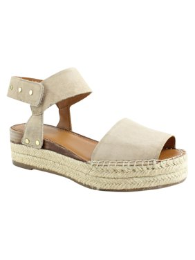 2d39cc0511b4 Product Image New SARTO By Franco Sarto Womens Oak 2 Beige Espadrilles Size  7