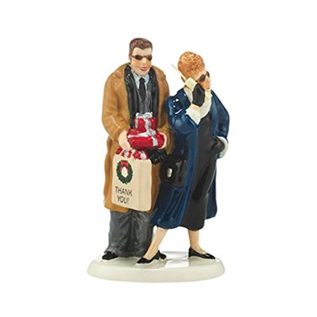 "Department 56 National Lampoon's Christmas Vacation ""Shopping with Todd & Margo"" Accessory #4043911 - Walmart.com"