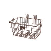 Retrospec Detachable Steel Apollo-Lite Lift-Off Front Bike Basket with Handles