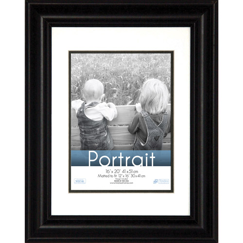 Timeless Frames Lauren 16x20 Portrait Frame, Fits 12x16 Photo by Timeless Frames