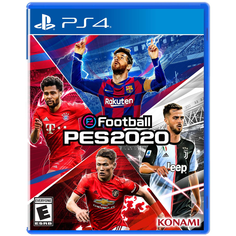 eFootball PES 2020, PlayStation 4, Konami, 083717203391