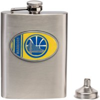 Golden State Warriors Stainless Steel Flask - No Size