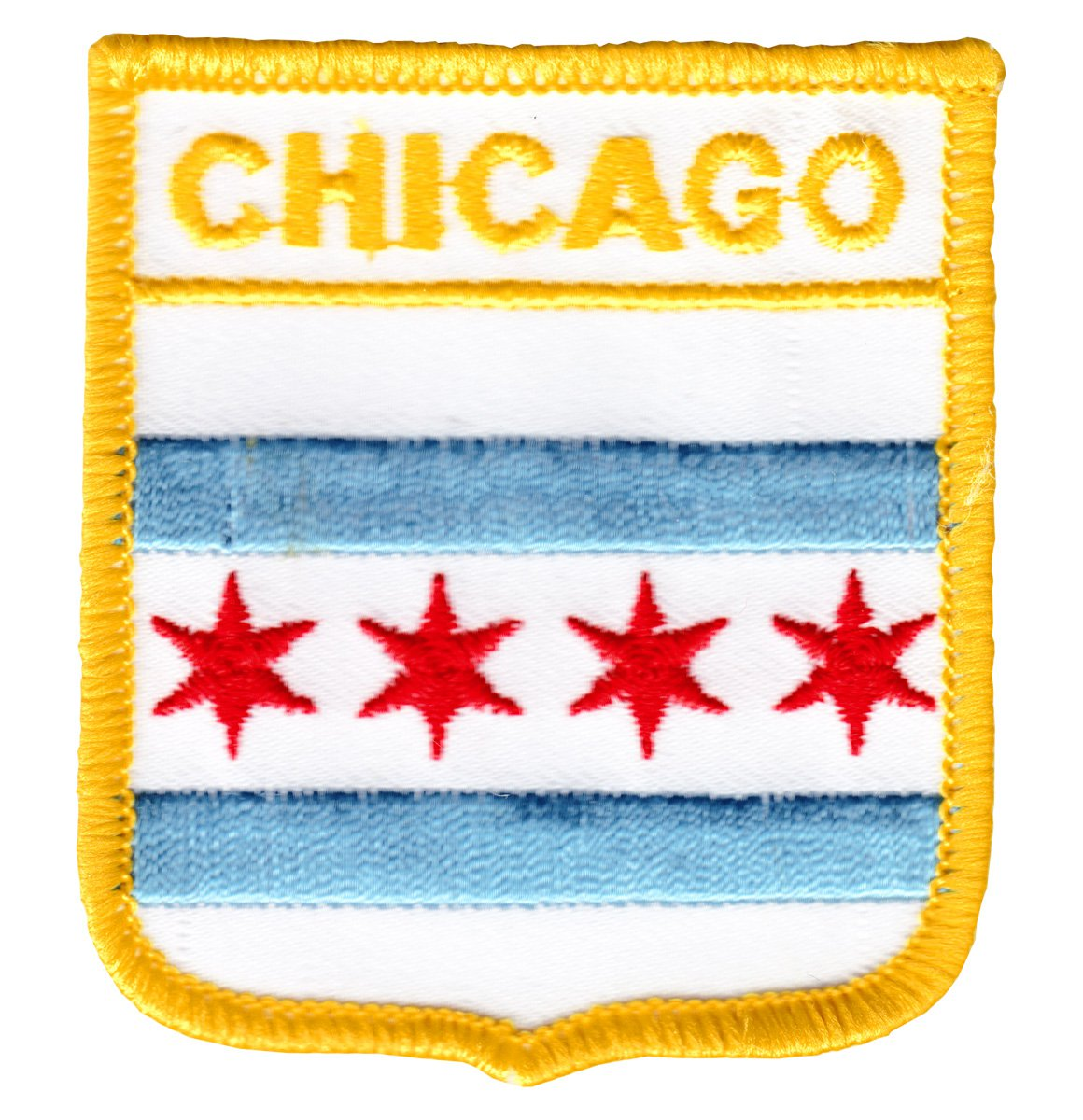 Chicago Shield Patch