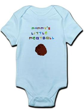 ce9b743038b66 Product Image CafePress - Mommy s Little Meatball Infant Bodysuit - Baby  Light Bodysuit