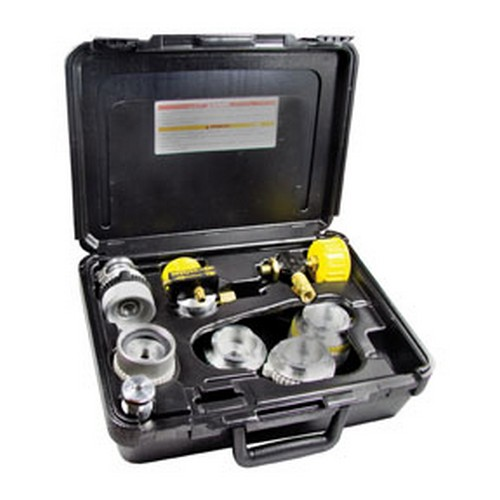 FJC 43655 FJC  Heavy Duty Cooling System Pressure Test and Refill Kit