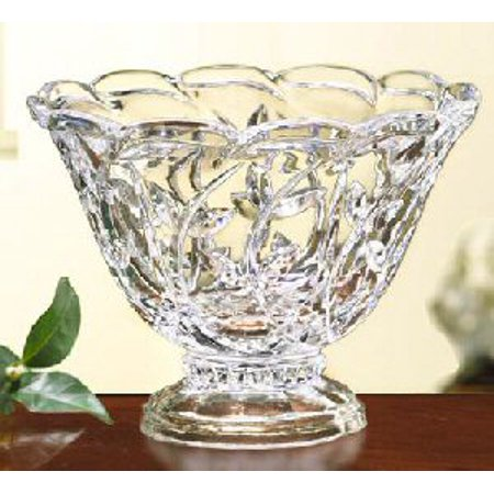 Crystal Clear 301974-GB Fairfax Bowl ()