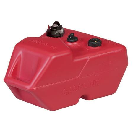 Moeller Portable Fuel Tanks - Moeller 620040LP 6BOW Portable Fuel Tank - 6 Gallon