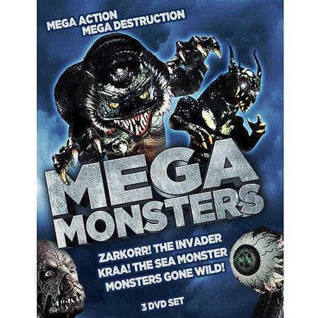 Mega monsters collection dvd - Discount tire garden of the gods ...