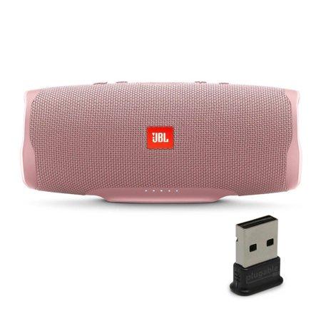 JBL JBLCHARGE4PINK-USB-BT4LE