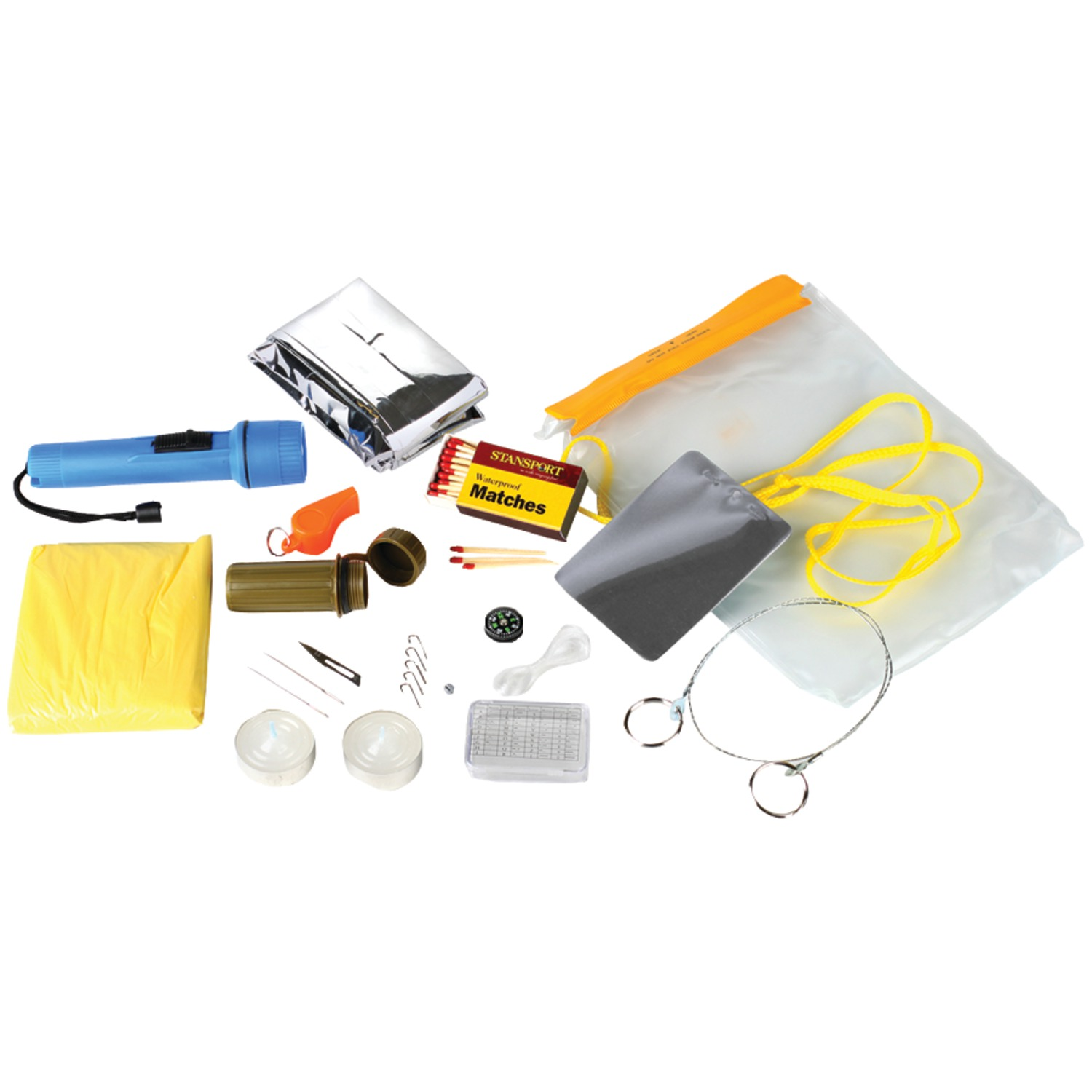 Stansport Survival Kit by Stansport