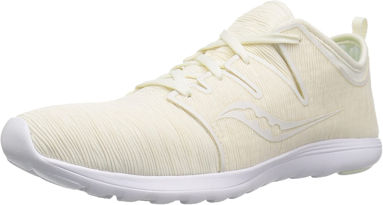 Saucony Women's EROS LACE Sneaker, Off