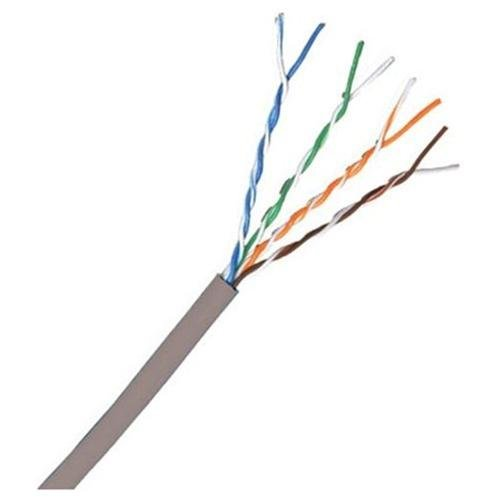 Comprehensive Cable C5E350SHGRY-1000 Cat 5e 350 Mhz Shielded Solid Cabl Grey 1000ft 350mhz Lifetime Warr
