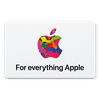 Apple $15 Gift Card - App Store, Apple Music, iTunes, iPhone, iPad, AirPods, accessories and more (Email Delivery)