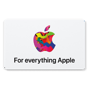 Apple $25 Gift Card - App Store, Apple Music, iTunes, iPhone, iPad, AirPods, accessories and more (Email Delivery)