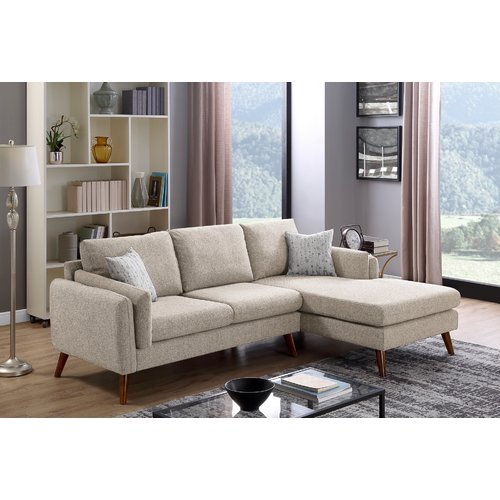 George Oliver Barthel Sectional