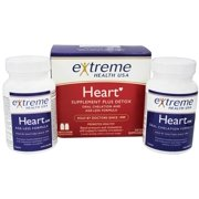 Extreme Health Extreme Health  The Heart Supplement, 2 ea