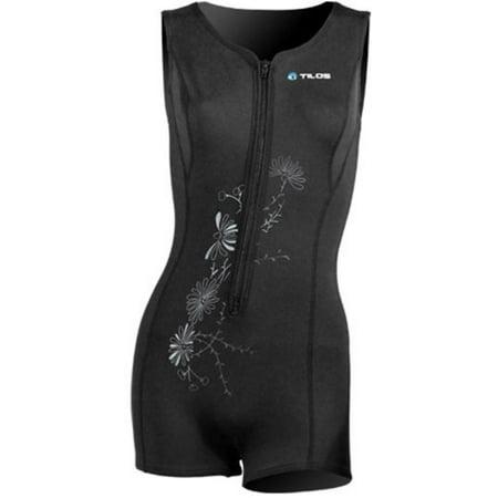 Piece Womens Swimwear - Isis 1mm Neoprene One Piece Swimwear for Women Swimsuit - Bathing Suit (L)