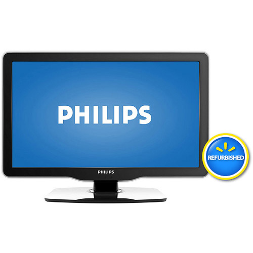 "Philips 22PFL4505D/F7 22"" Class LED-LCD 720p 60Hz HDTV, Refurbished"