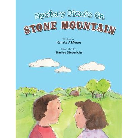 Mystery Picnic on Stone Mountain - eBook