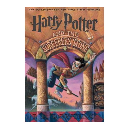 Harry Potter and the Sorcerer's Stone (Paperback) (Harry Potter And The Sorcerers Stone Rom)