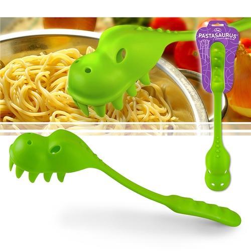Fred & Friends Pastasaurus Pasta Server / Dinosaur Pasta Spaghetti Serving Spoon
