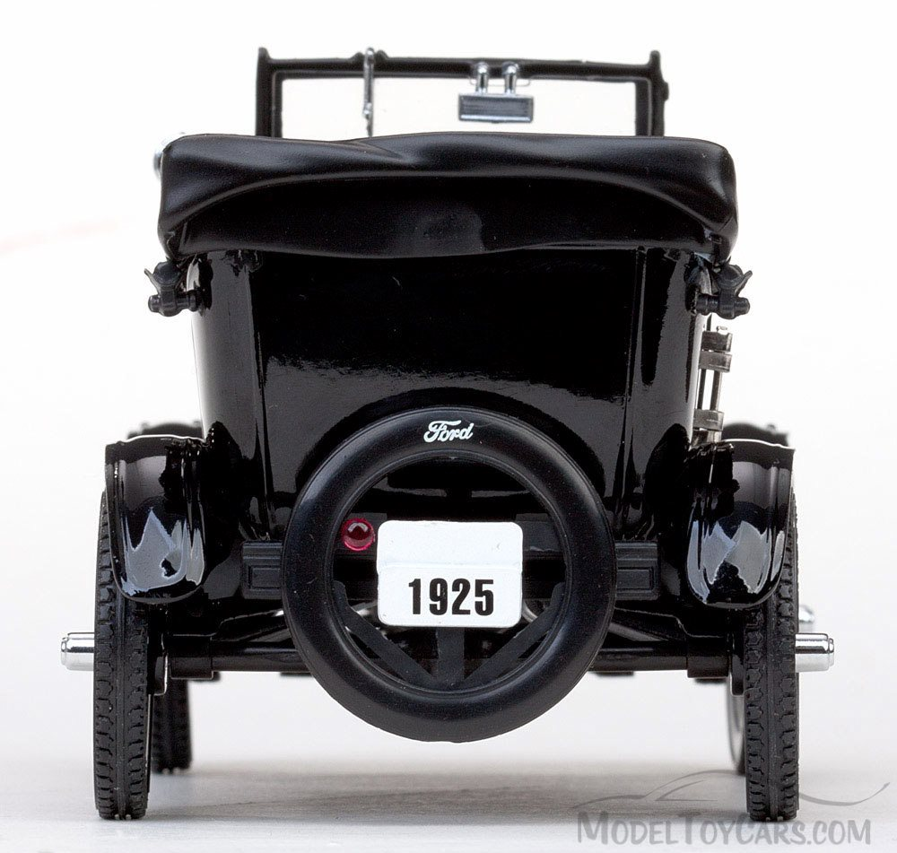 1925 Ford Model T Touring, Black - Sun Star 1904 - 1/24 Scale ...