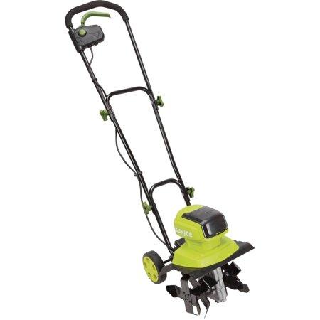 Snow Joe iON12TL-CT Cordless Garden Tiller/Cultivator | 12-Inch · 4 Amp | Core Tool