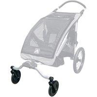 Allen Sports Dual Swivel Wheel Attachment for JTX1 Trailer
