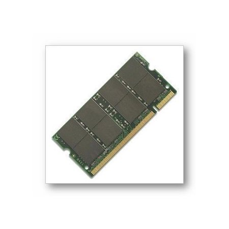 Memory Upgrades 256MB 144-Pin SO DIMM PC133 SDRAM for Notebook, Capacity: 256 MB By
