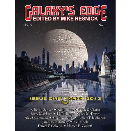 Galaxy's Edge Magazine : Issue 1 March 2013