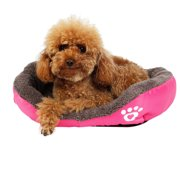 Pet Dog Cat Bed Puppy Cushion House Pet Soft Warm Kennel Dog Mat Blanket