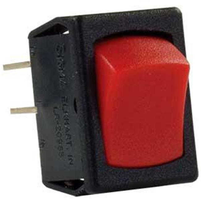 12795 12V On-Off Switch Mini Red - image 1 de 1