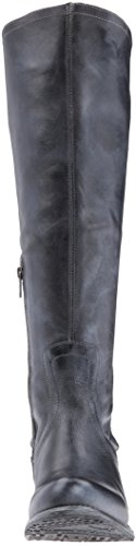 BedStu Rustic/Blue, Women's Surrey Boot, Black Rustic/Blue, BedStu 7.5 M US f7ad3c