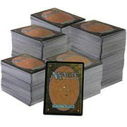 Magic: The Gathering; Red Lot; 100 MTG Trading Cards