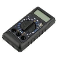 Greensen Mini Pocket Handheld Digital Multimeter AC/DC Voltage Current Battery Resistance Meter Tester