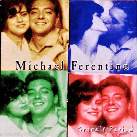 Graces Period By Michael Ferentino Format Audio CD