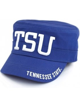 d6a3f909d07 Product Image Tennessee State Tigers S5 Mens Captains Cadet Cap  Royal Blue  - Adjustable . Cultural Exchange