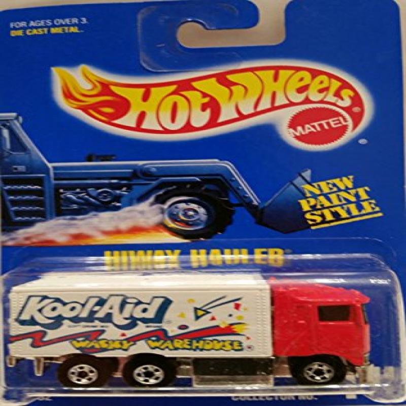 #142 Hiway Hauler Kool-Aid Wacky Warehouse Basic Wheels T...
