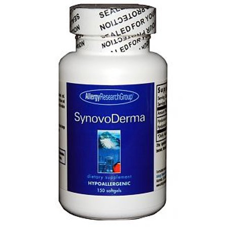 SynovoDerma Allergy Research Group 150 Softgel Allergy Research Group Magnesium
