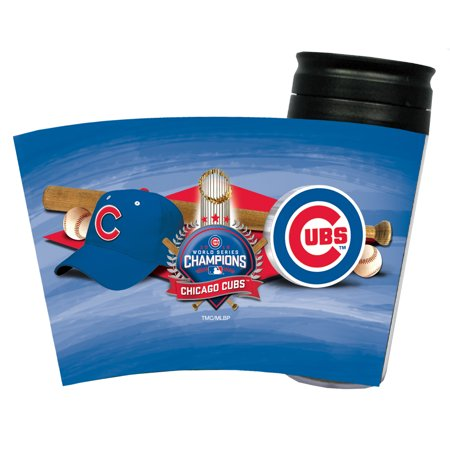 Chicago Cubs 2016 World Series Champions 16Oz Travel Tumbler