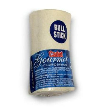 cadet gourmet stuffed shin bone bull stick 24 ct. Black Bedroom Furniture Sets. Home Design Ideas